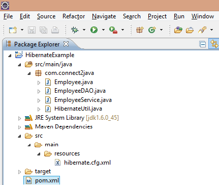 Eclipse-Proj-Structure_Employee_Annotation